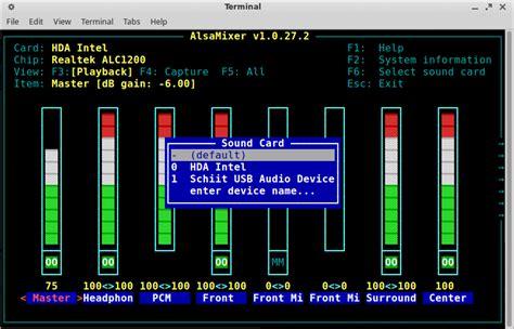 ubuntu reset alsa upgrade your grey matter bit perfect audio in ubuntu