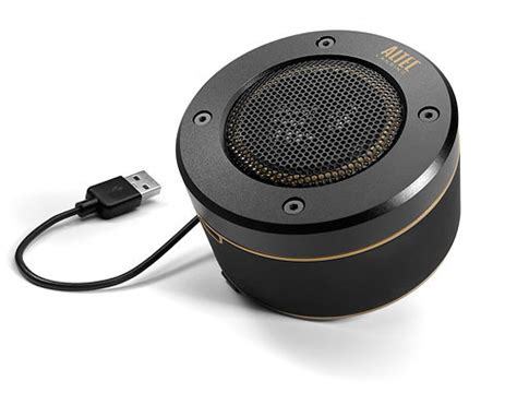 Speaker For Laptop Usb altec lansing iml237usb orbit ultra portable usb powered speaker electronics
