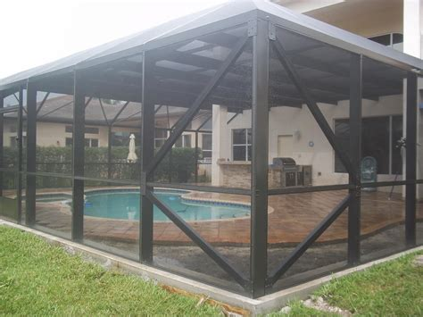 Removable Patio Enclosures by Pool Enclosure Gallery Alumicenter Inc Trusted Builder Of