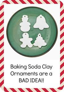 Kitchen Ornament Ideas Homemade Baking Soda Clay Ornaments Review Does It Work