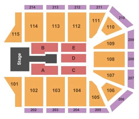 grand arena grand west floor plan grand canyon university arena tickets and grand canyon
