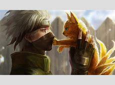 Download Naruto Anime Boy and Cat Wallpaper for desktop ... Hinata And Naruto Baby