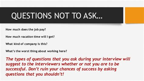 Top Questions To Ask Admissons Office For Mba Prgrams by 5 Key Questions To Ask During An
