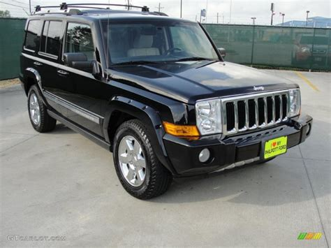 jeep limited 2006 2006 black jeep commander limited 48387496 gtcarlot com
