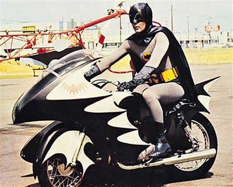 Hotwheels Dc Comics 1 Set 9 Pcs batcycle from 1966 batman tv show diecast model legacy