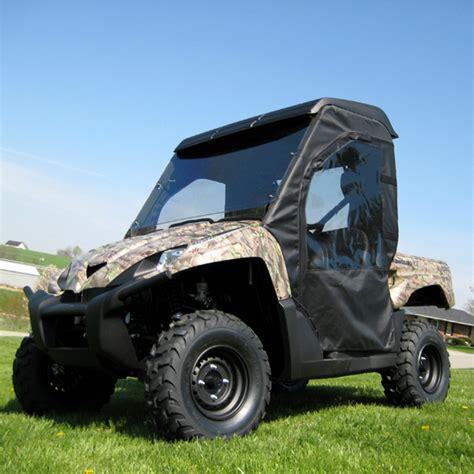 Kawasaki Teryx 750 Accessories by Kawasaki Teryx 750 Cab Enclosures Accessories Rear