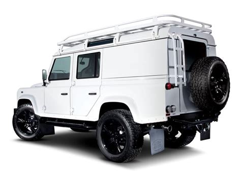 land rover bespoke bespoke land rover defender the alpine edition by twist