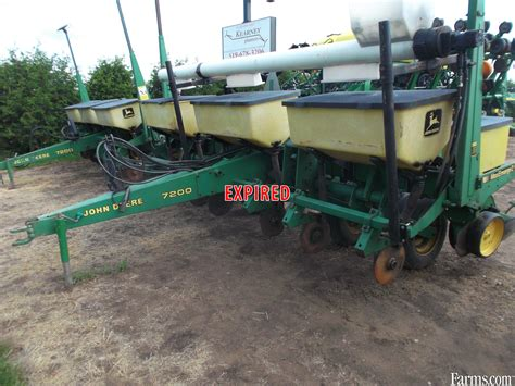 Planters Equipment by Deere 7200 Planter For Sale Farms