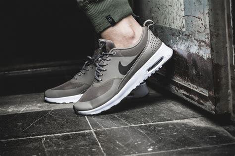 Nike Air Max Thea 1 nike air max thea mens grey white trainers sale