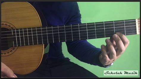 tutorial kunci gitar palang tutorial chord gantung kunci balok mayor di gitar youtube