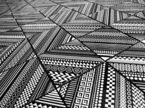 Geometry Designs by Surprising Geometric Patterns Displayed By Core Deco Tile