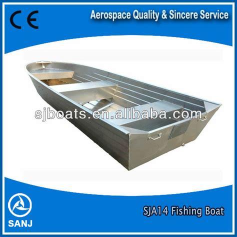 aluminium boot leger prix bateau aluminium l 233 ger sanj pour designs de qualit 233