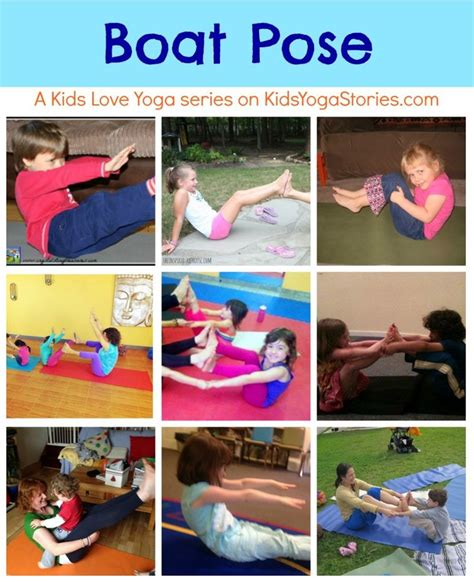 boat pose quotes yoga poses pictures of children around the world