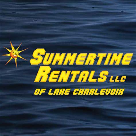 jordan lake mi boat rentals summertime rentals location lake charlevoix