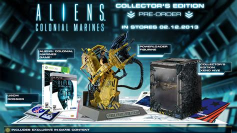 Vcd Original Cabaukan Collectors Edition the must collector s edition of 2013 award goes to aliens colonial marines kotaku australia