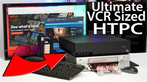 fractal design node  review home theater pc build youtube
