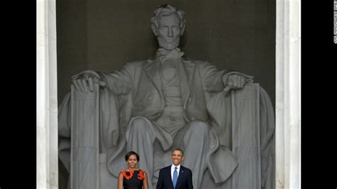 Presidents Day At The Lincoln Memorial by Obama Marks King S Unfinished Cnnpolitics