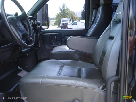 Gmc C4500 Interior by 2005 Black Chevrolet C Series Kodiak C4500 Crew Cab