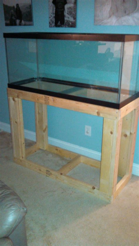 Stand Galon 75 gallon stand build reef2reef saltwater and reef