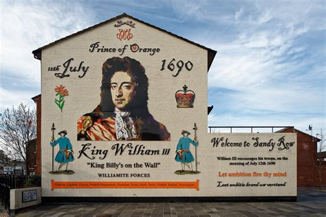 king billy sandy row south belfast photograph