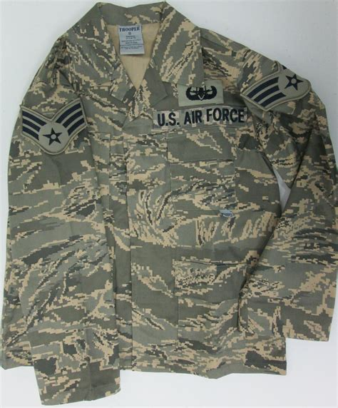 air force abu uniform kids air force abu tiger stripe camo jacket with patches