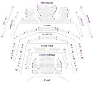 Seating Plan Manchester Opera House Opera House Manchester Seating