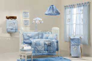 baby bedding sets blue doggie crib bedding collection 4 pc
