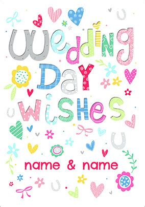 Wedding Wishes Emoji by Congratulations Cards Wedding Cards Funky Pigeon