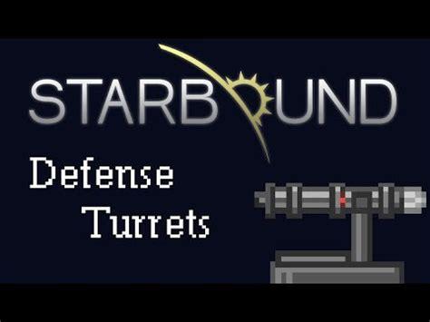 laser diode starbound starbound guide defense turrets