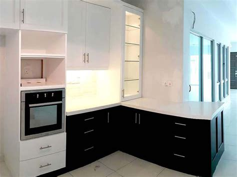 renovation kitchen cabinet interior renovation malaysia 169 interior design renovation
