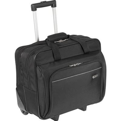 cellini laptop rolling overnight case mobile office