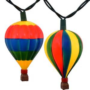 String Balloons - air balloon novelty string lights
