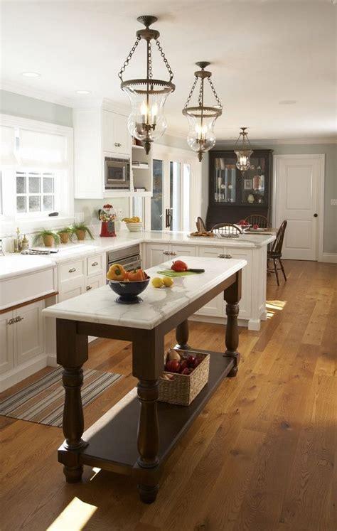DIY Kitchen Island Ideas   Furnish Burnish