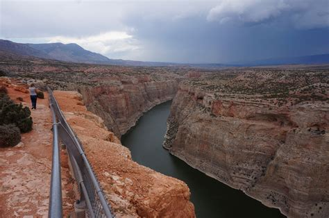 scenic byway wyoming scenic byways beartooth and bighorn two trekkers