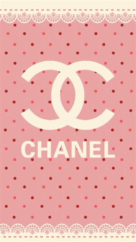 wallpaper pink chanel cute for phone background random pinterest lace