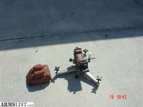 competition bench for sale armslist for sale complete bald eagle benchrest setup
