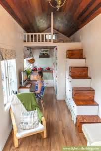 Tiny Home Interiors by Tiny House Pictures Life In Our Tiny Trailer House One