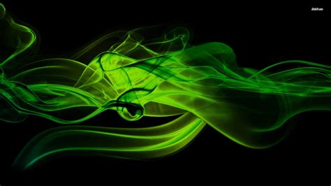 wallpaper green smoke hd abstract wallpaper neon smoke 52dazhew gallery