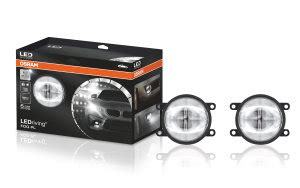 Fog L Led Osram Pl Silver Edition With Drl ledriving fog pl led fog lights osram