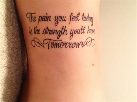 tattoo quotes for cancer 12 cancer quote tattoos