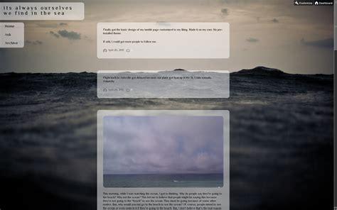tumblr themes deviantart tumblr theme by tycon712 on deviantart