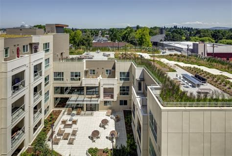 Just Two Fabulous Roof Gardens by Rooftop Amenities Will Keep Your Property On Top