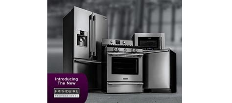 professional kitchen appliances for the home frigidaire professional appliances for your dream kitchen