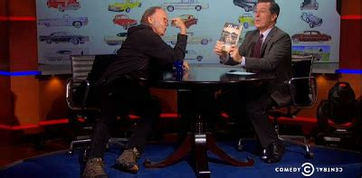 colbert report book neil news 2014 neil year in review yes only