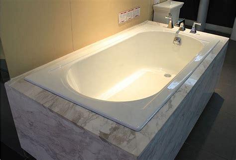 China Acrylic Bathtub With Apron Img 31p China Acrylic