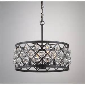 Home Decorators Collection Lighting Home Decorators Collection Lattice 4 Light Antique Bronze Pendant Hd 1258 The Home Depot