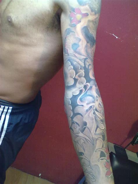 tattoo oriental brazo inferno tattoo tattoo oriental brazo