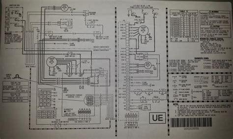 trane xr13 capacitor wiring diagram wiring diagram trane split system