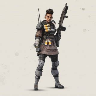 bangalore professional soldier apex legends characters