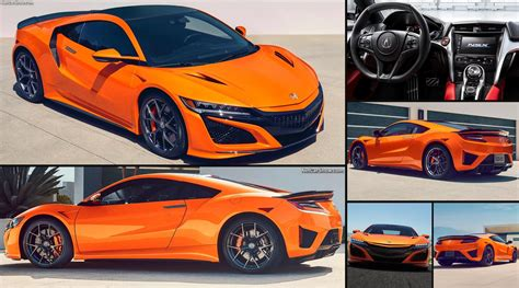 2019 acura nsx acura nsx 2019 pictures information specs